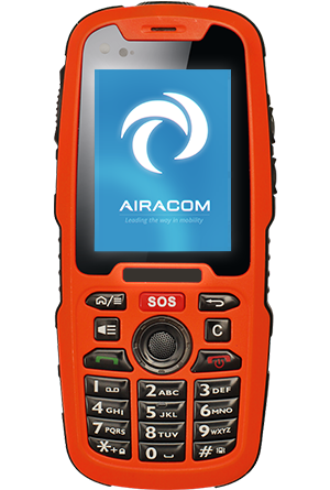 IS-320.1 Intrinsically Safe Mobile Phone