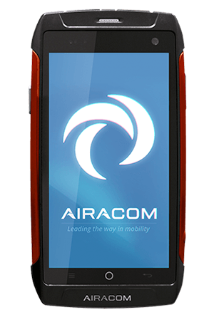 IS-730.2 Intrinsically Safe Smartphone