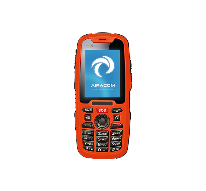 IS-320.1 Intrinsically Safe Smartphone