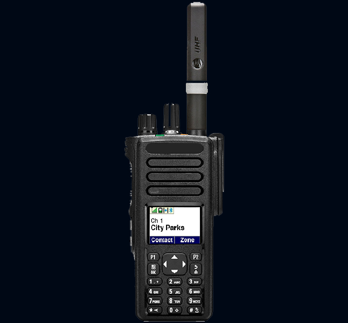 Two-Way-Radio-System